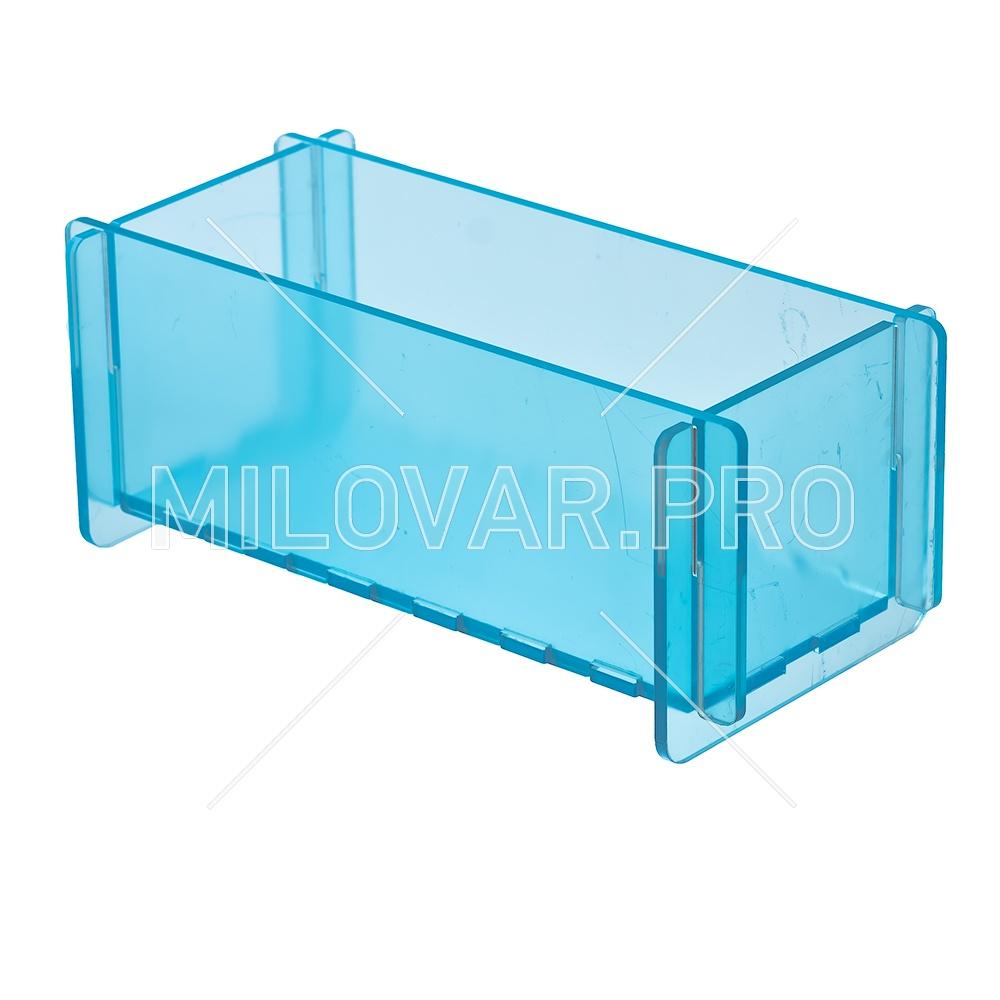Пластиковый короб для брускового мыла